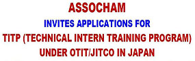 TITP (Technical Intern Training Program) under JITCO/OTIT