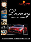 ASSOCHAM'S THIRD EDITION OF LUXURY DIRECTORY